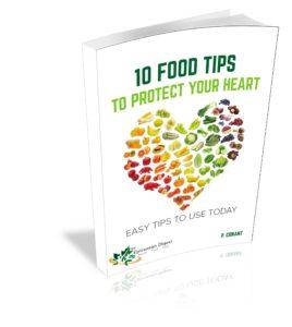 ebook cover heart food
