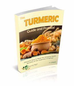 ebook cover -turmeric