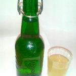 ginger kefir 'beer' water