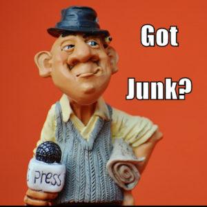 junk journalist